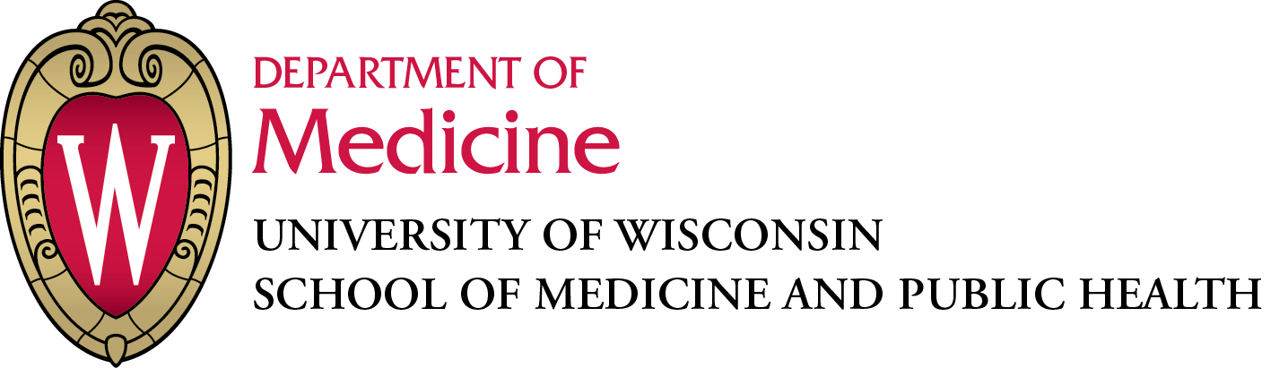 Department of Medicine | University of Wisconsin | School of Medicine and Public Health